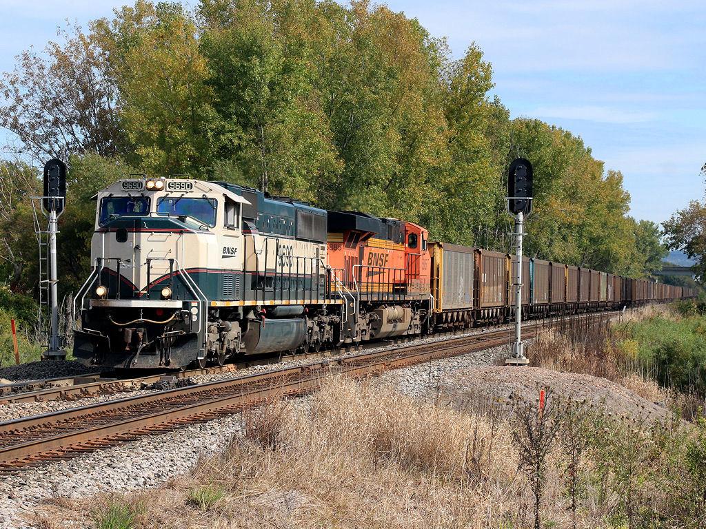BNSF 9690