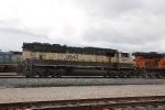 BNSF 9543