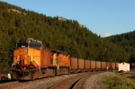 UP 7190 at Pinecliff, Co