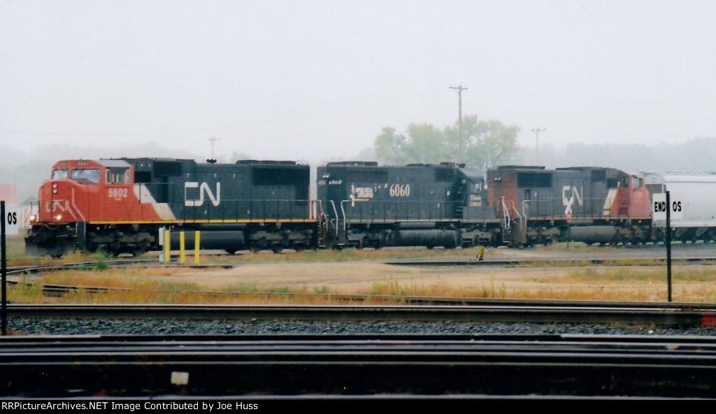 CN 5602 West