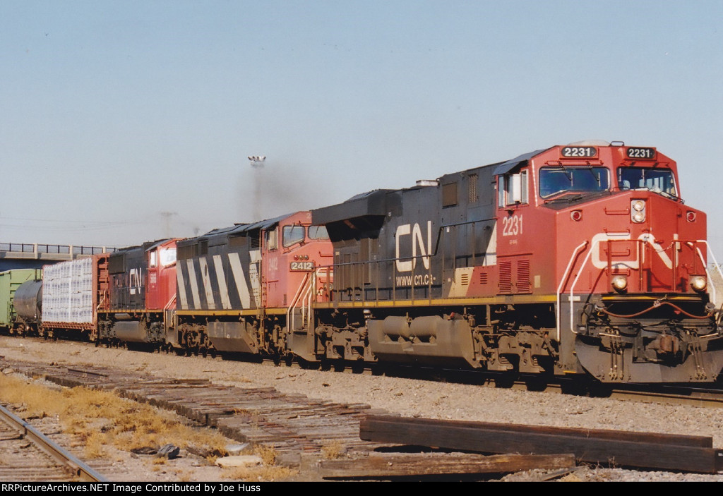 CN 2231 South