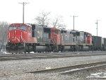 CN 5661 North