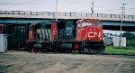 CN 5800 East