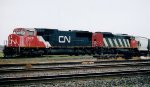 CN 5731 West