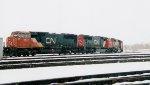 CN 5620 West
