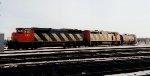 CN 5501 West