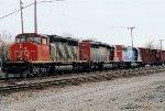 CN 5245 North