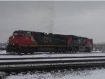 CN 2563 East