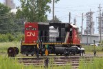 CN 5419 waits for LDS to finish the work it needs