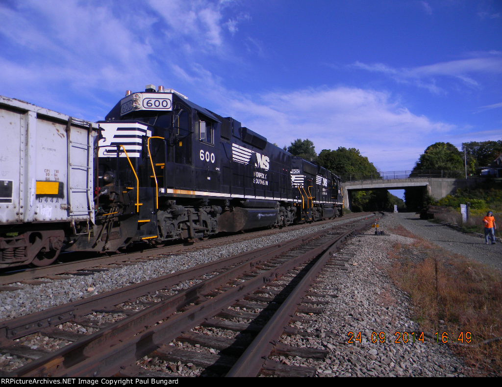 NS 600  GPTEB-C      NS 5900  GP22ECO  WITH MY BROTHER
