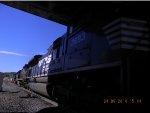 NS 2693  EMD SD70M-2  NS 8732  GE C40-8   NS 2587  EMD SD70M