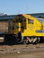 BNSF 4261