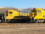 BNSF 4221