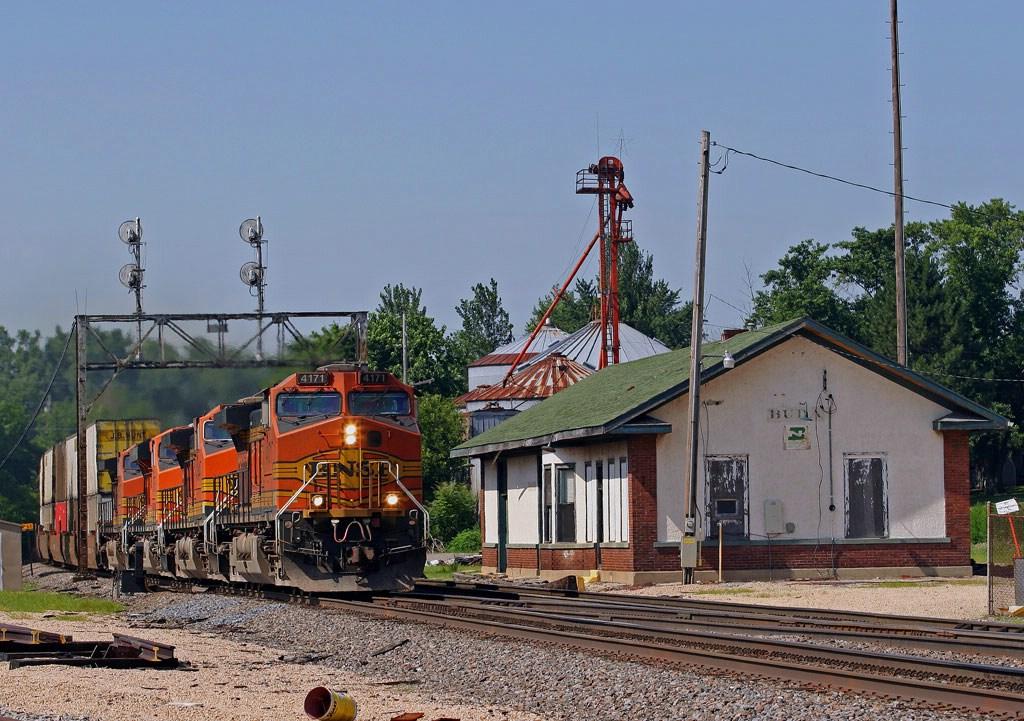 BNSF 4171