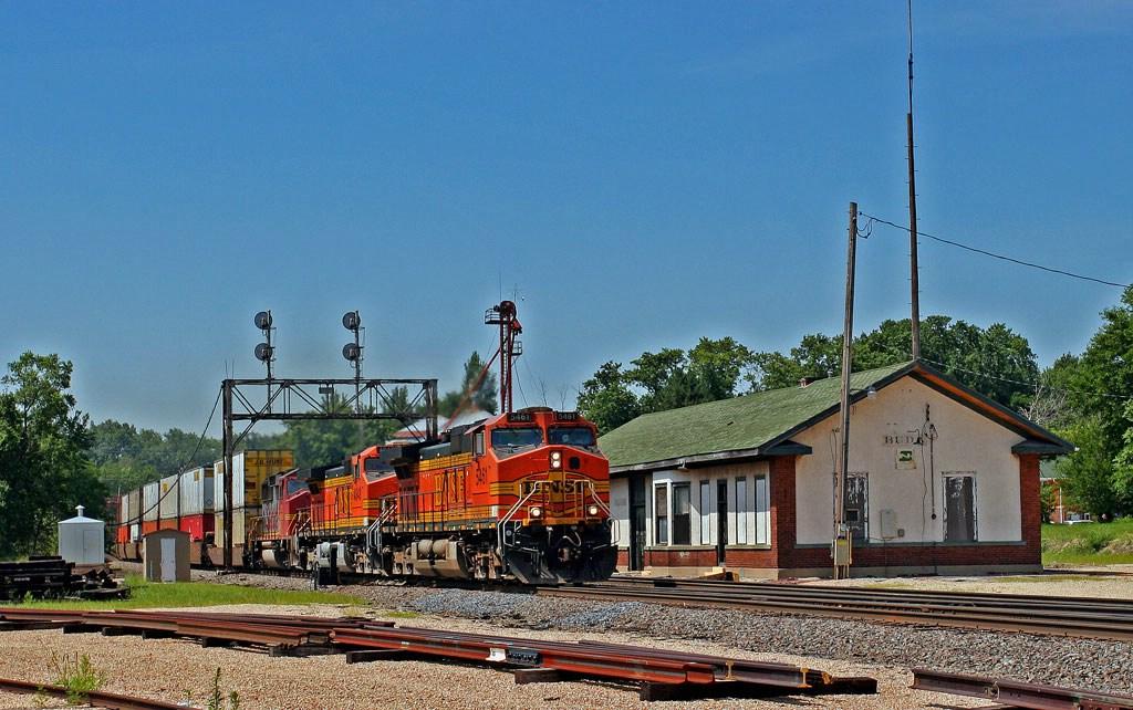 BNSF 5461