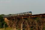 Amtrak at Media, IL on BNSF Transcon
