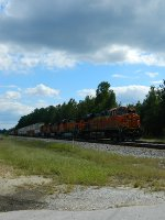 BNSF 7364(ES44DC) 4057(C44-9W) 5168(C44-9W) 5324(C44-9W)