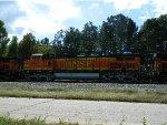 BNSF 4057 C44-9W)