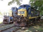 CSX 5552 & 2402