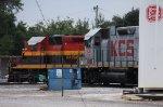 KCS 651 & KCS 2028