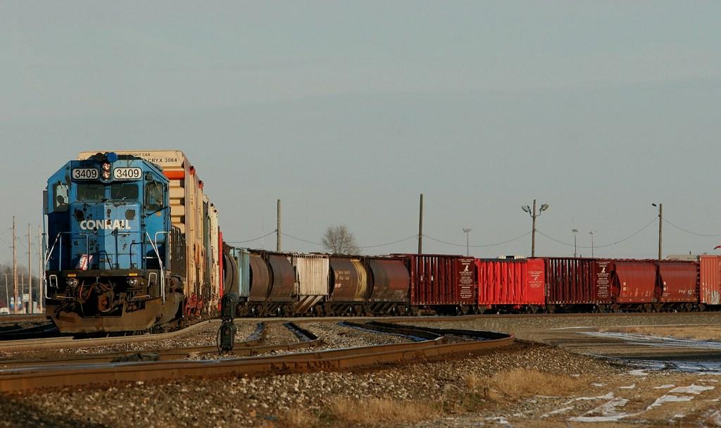 NS ex CR 3409