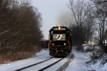 NS 171 West on the ex Wabash RR