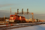 CP 5945 25T West