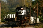 NS 7072 at Marion, IN