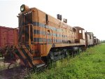 Wyandotte Terminal Railroad 103