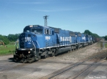 Northbound Conrail Loaded Coal train