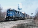 Westbound Conrail BUIN-8