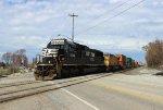 NS 2508 & UP 6565