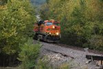 BNSF and fall time just goes well togerther.