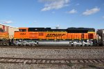 BNSF 8504 Brand new Ace looking good.