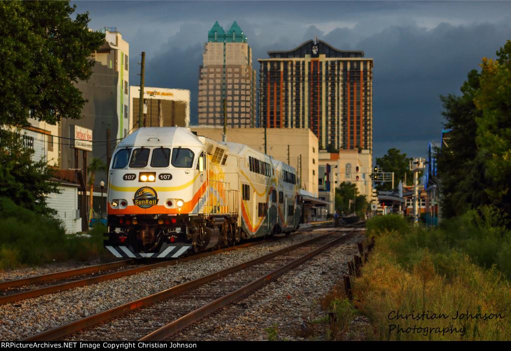 Orlando Railroading in 2016