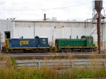 CSX 1128 and SLRS 438
