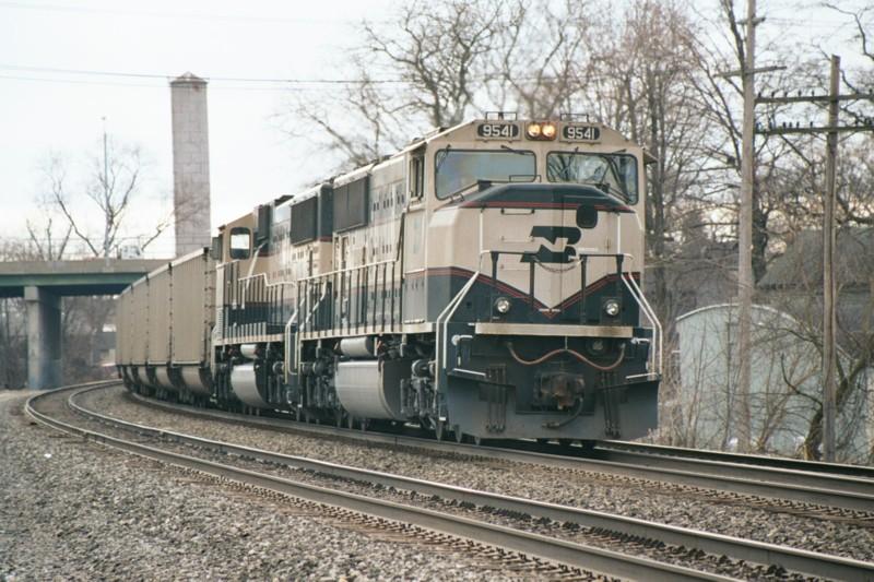 DEEX train