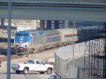 Amtrak P42DC 63 The KC Mule