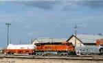 BNSF GE LNG Set