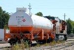 BNSF's LNG Tank #933500