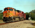 BNSF 5162