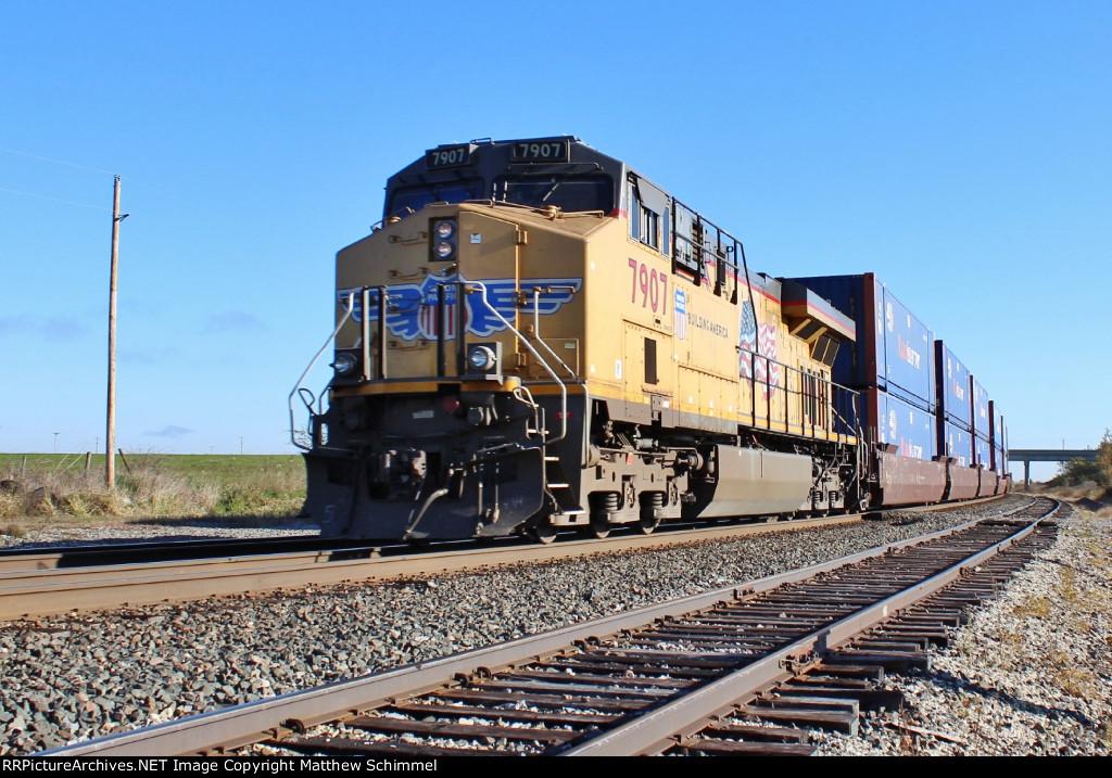 UP 7907 - DPU