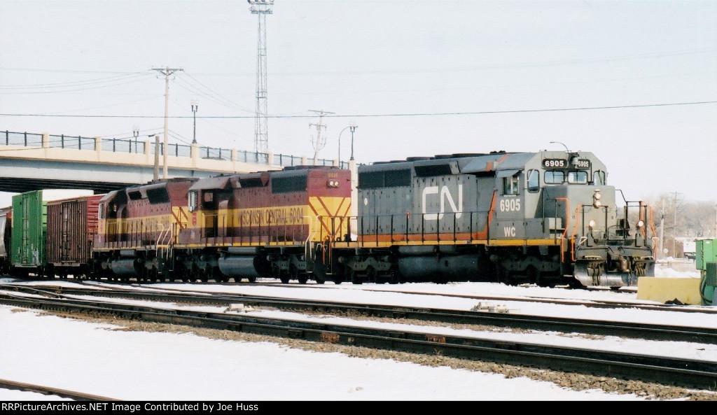 WC 6905 East