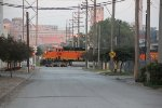 BNSF 5730 Leads a empty coal up the Fort Scott Sub..