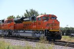 BNSF 8451 Brand new Ace...