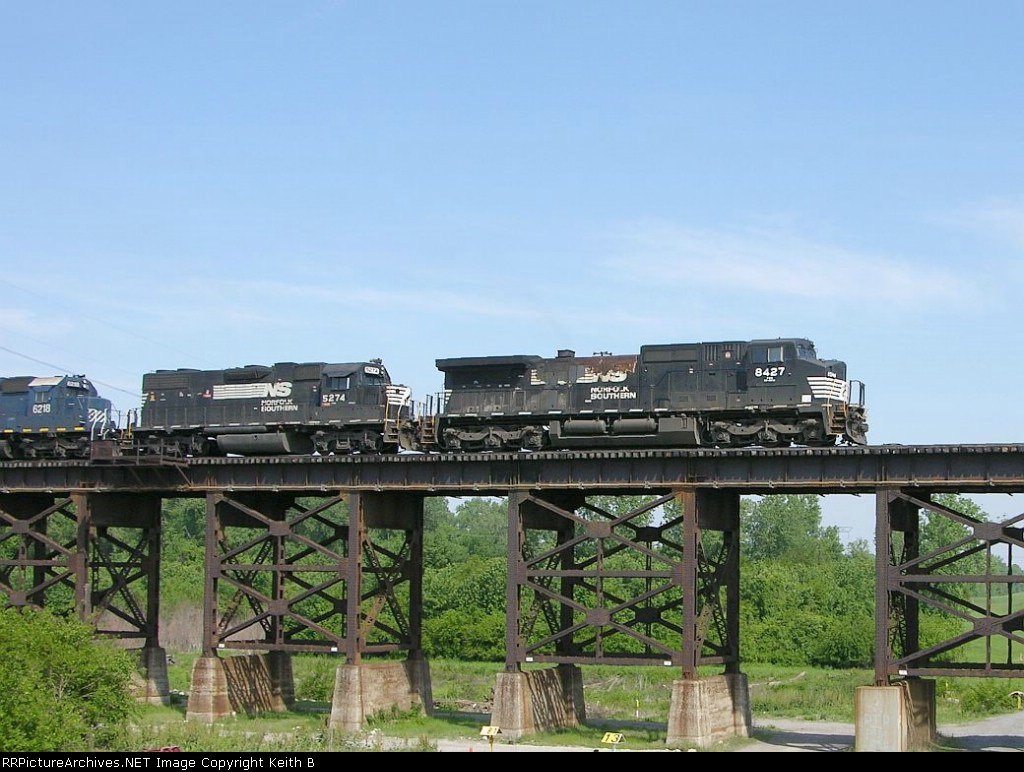 NS 8427 and 5274