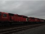 CP rail engines