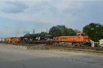 BNSF 5938  pulling the M-GALTUL