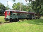 North Shore Line Car 715