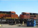 BNSF 3937 and BNSF 9251